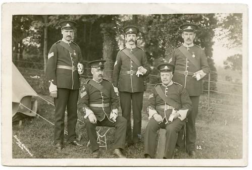 Five Sergeants