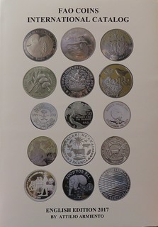 FAO Coins book cover