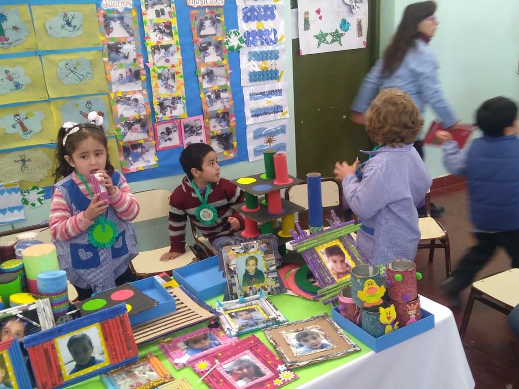 Los Jardines de Infantes celebraron su semana con gran participación comunitaria (1)