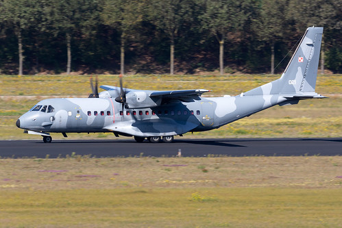 Polish AIr Force - Casa C-295M - 021 | by Jesse Vervoort