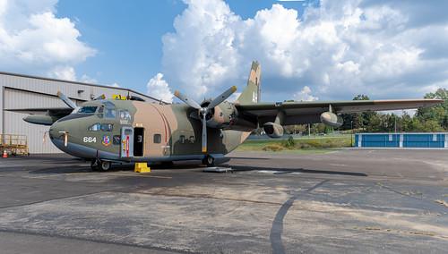 Chippewa Air Heritage Museum, C-123K-1