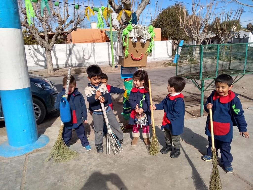 Los Jardines de Infantes celebraron su semana con gran participación comunitaria (7)