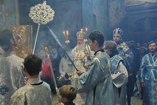 21.09.2019 | Рождество Пресвятой Богородицы