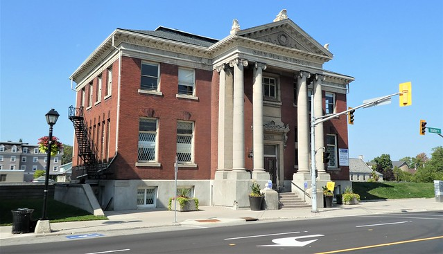 Former Galt Public Library