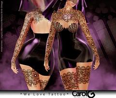 We Love TaTToo [CAROL G]