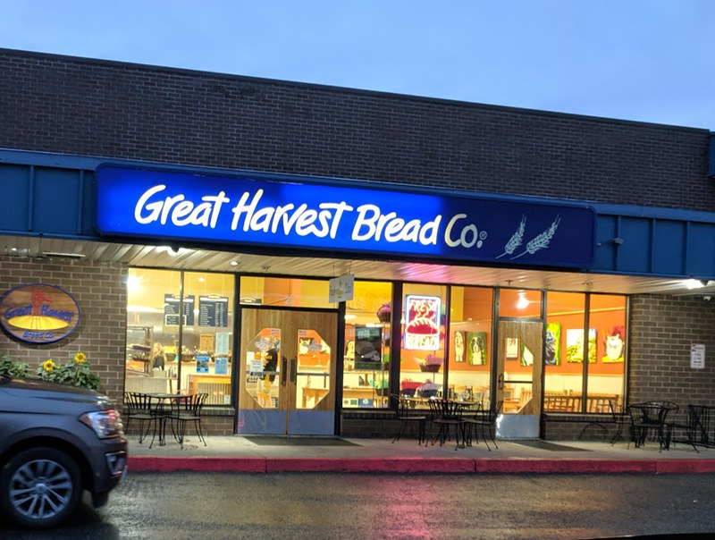 Great Harvest Bread Company store front
