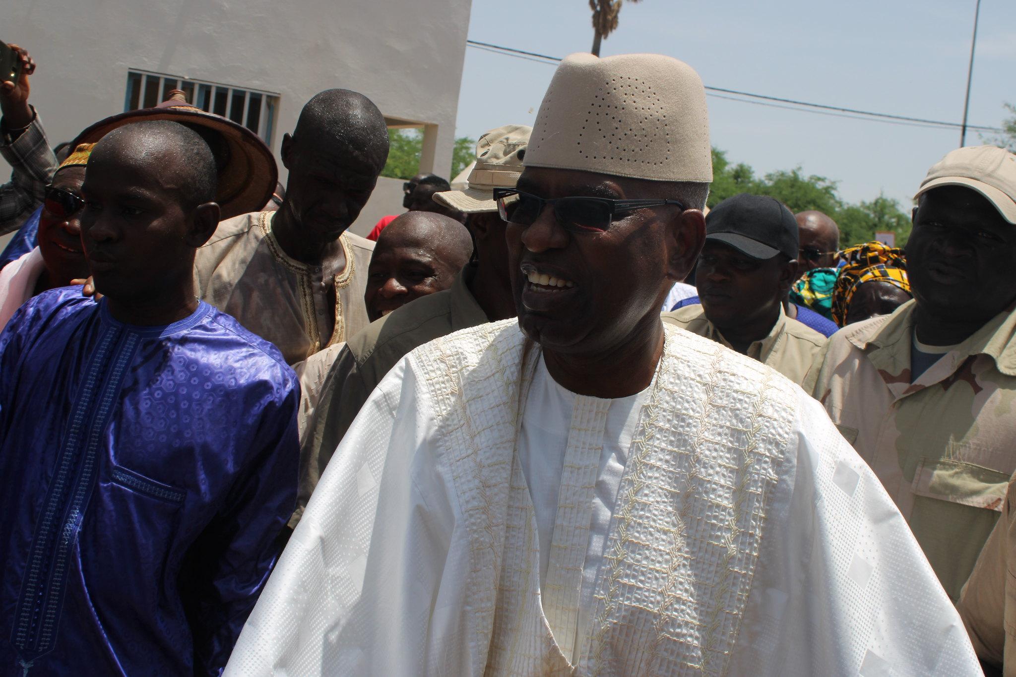 Maitre Malick Sall - Garde des Sceaux - Ministre de la Justice - La Vie Senegalaise (15)
