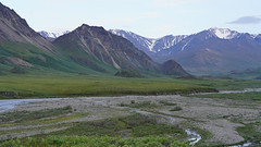 Grasser's Strip at Hulahula River