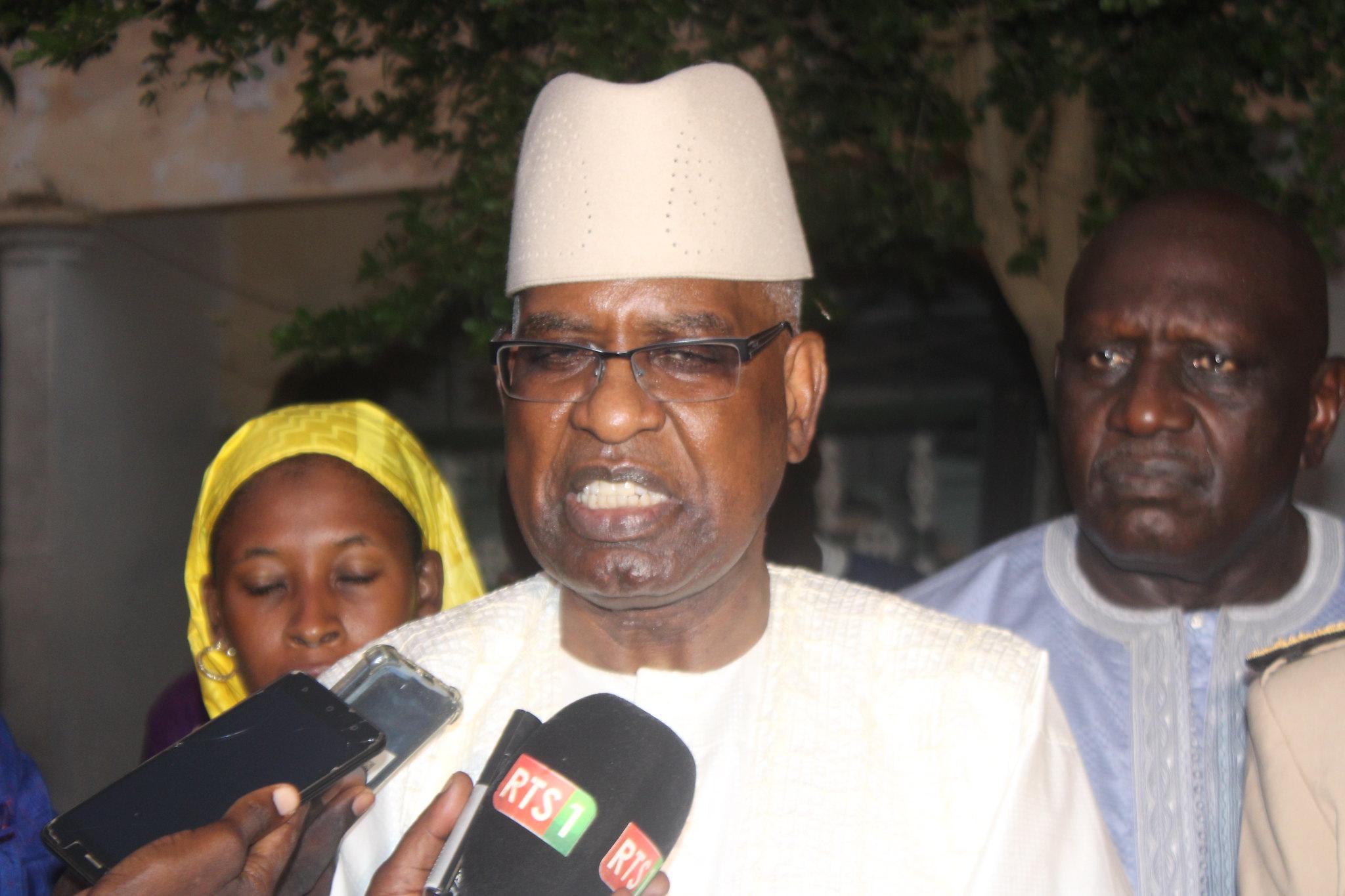 Maitre Malick Sall - Garde des Sceaux - Ministre de la Justice - La Vie Senegalaise (48)