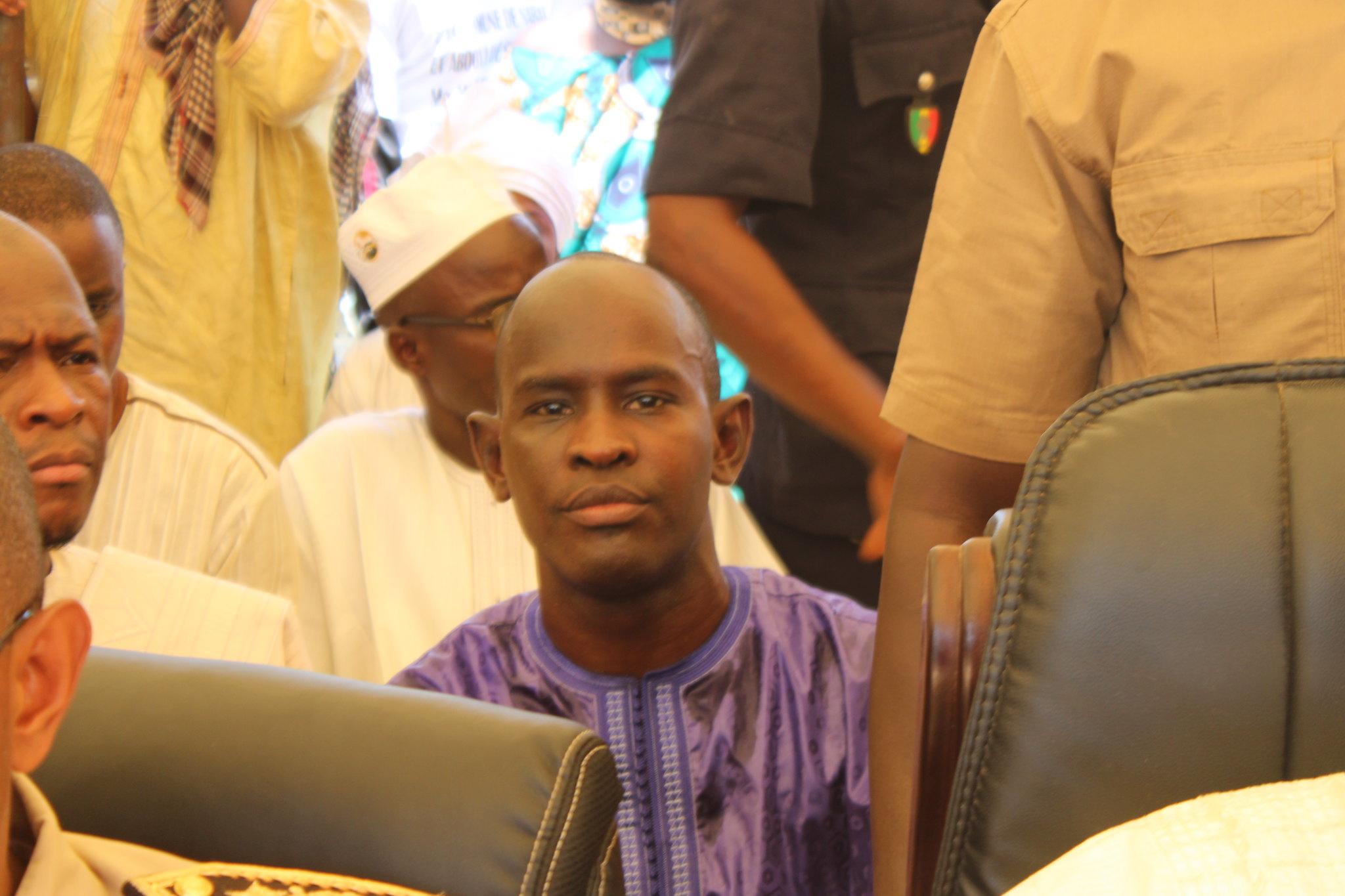 Maitre Malick Sall - Garde des Sceaux - Ministre de la Justice - La Vie Senegalaise (24)