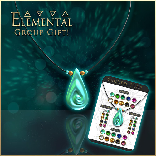 - ELEMENTAL - 'Sacred Spiral' Group Gift Advert
