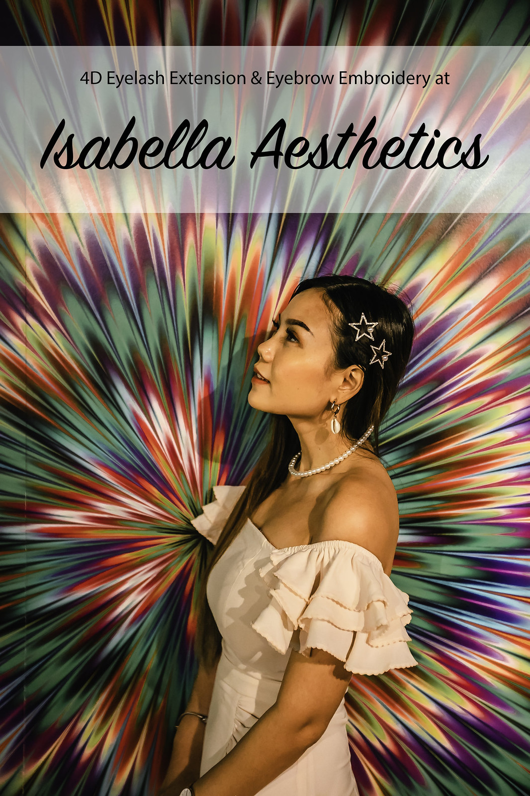 [Beauty] 4D Gorgeous Style Eyelash Extension and Eyebrow Embroidery at Isabella Aesthetics