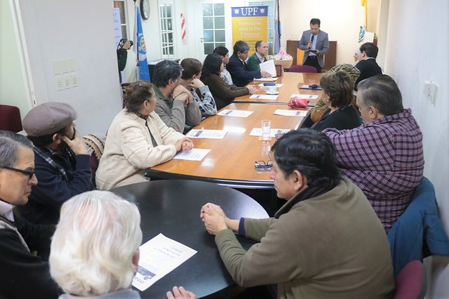 Argentina-2019-08-14-UPF-Argentina's August Monthly Meeting Marked by High Participation