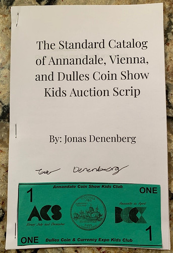 Standard Catalog of Kids Auction Scfrip book cover