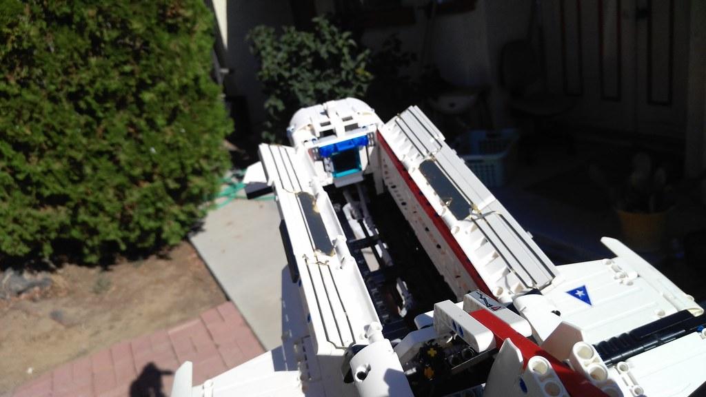 Lego Technic Space Shuttles