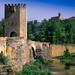 Frias Bridge, Burgos, Spain