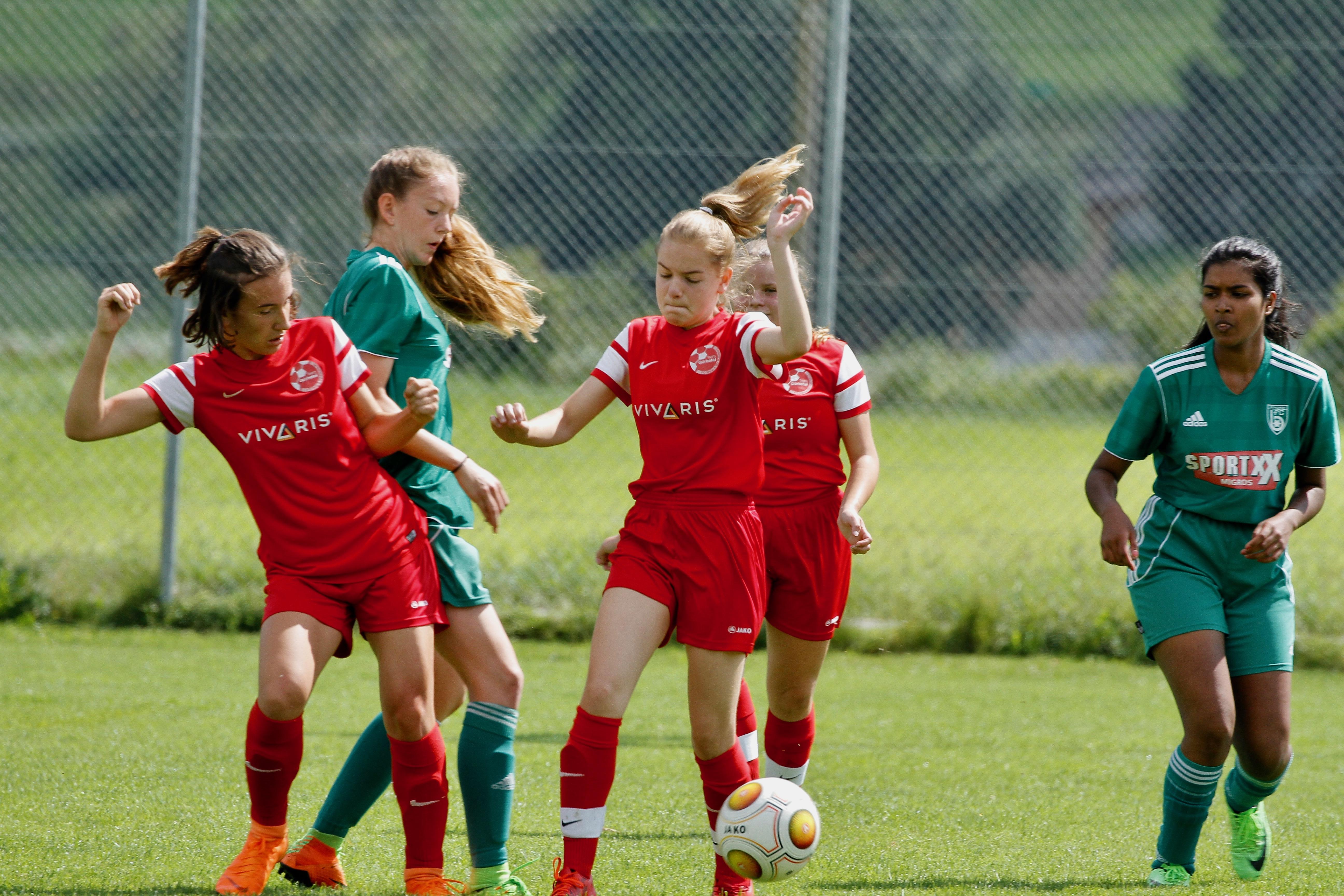 Team Gürbetal - FC Bethlehem 09.06.18