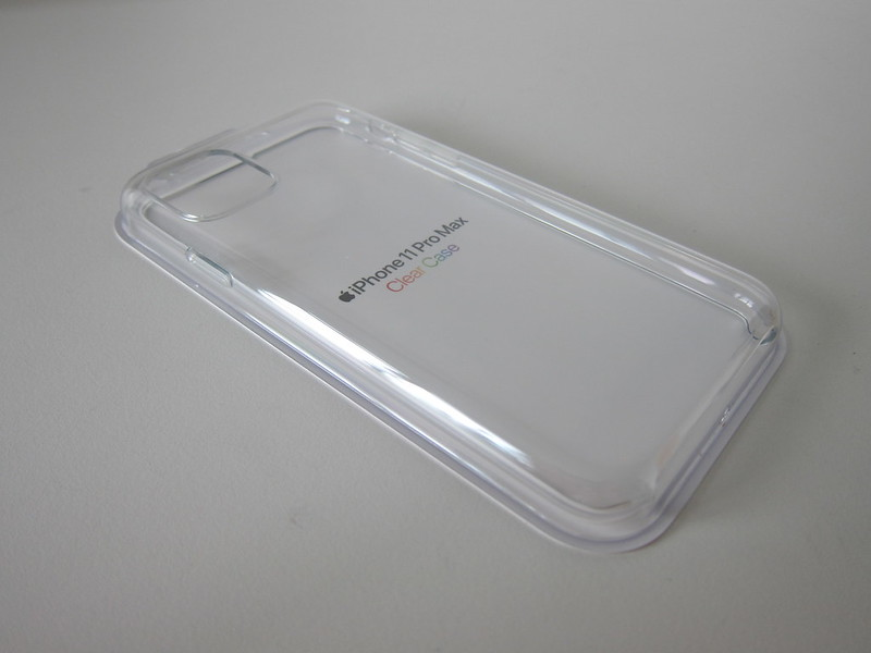 Apple iPhone 11 Pro Max Clear Case - Packaging