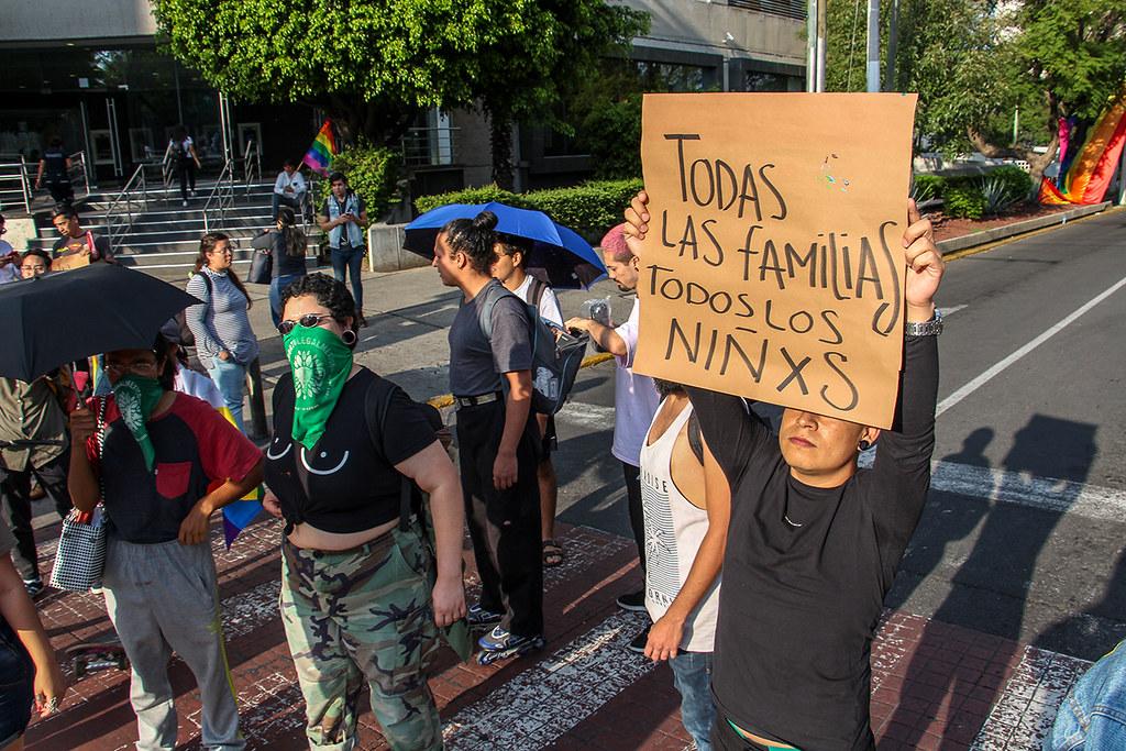 Marcha contra el aborto, Guadalajara