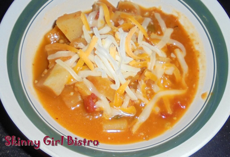 Photo: Low carb veggie chili