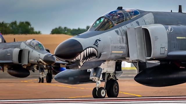 F4-E Phantom Turkish Air Force