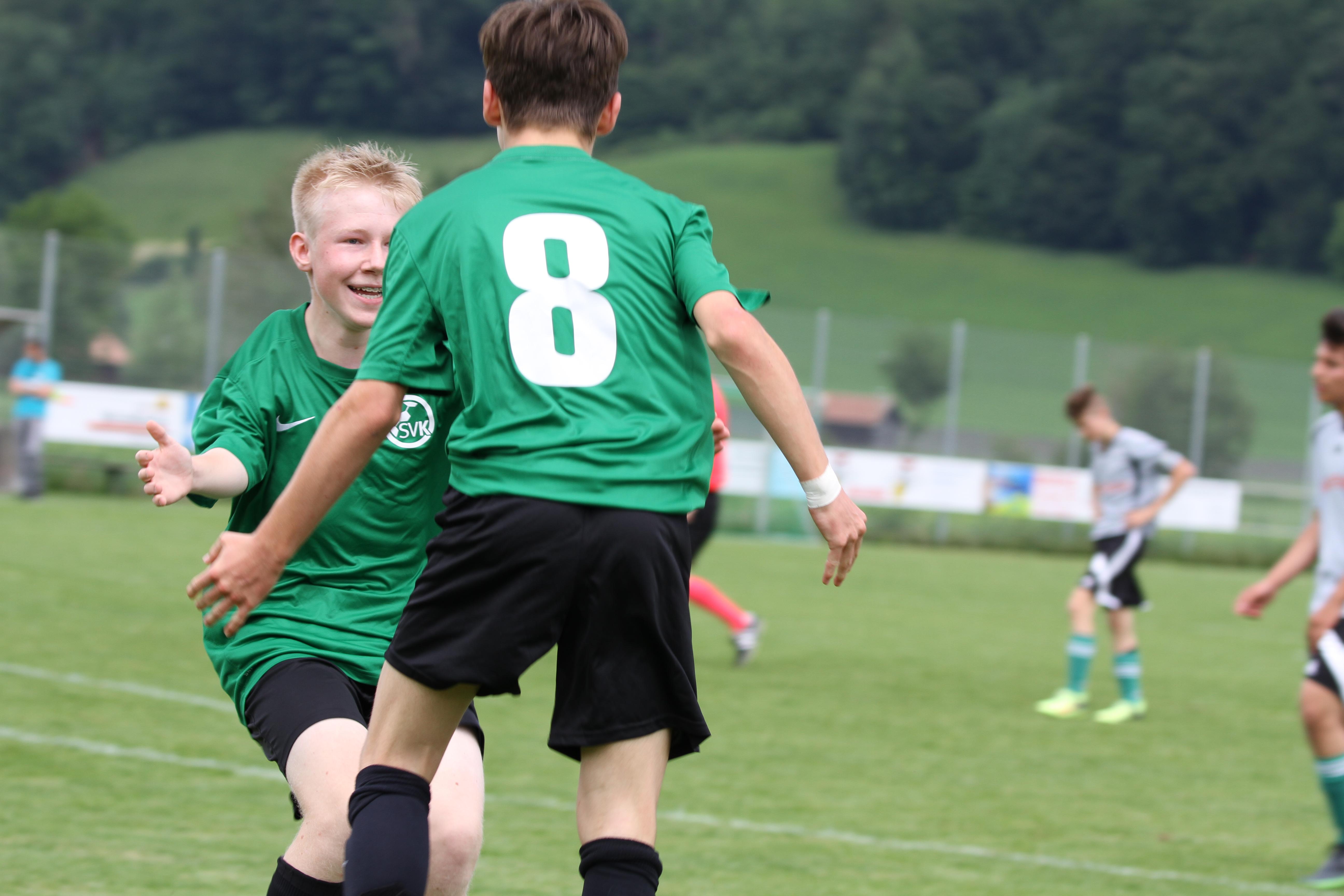 Junioren C - FC Reichenbach 26.05.18