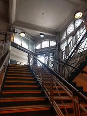 Maida Vale stairwell