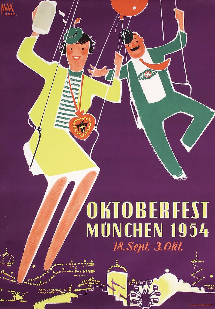 Oktoberfest-1954