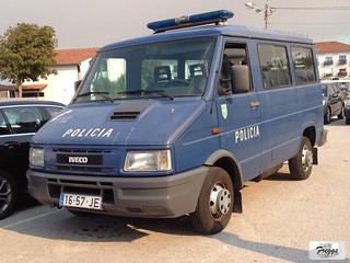 Iveco Daily Police Bus - Portugal