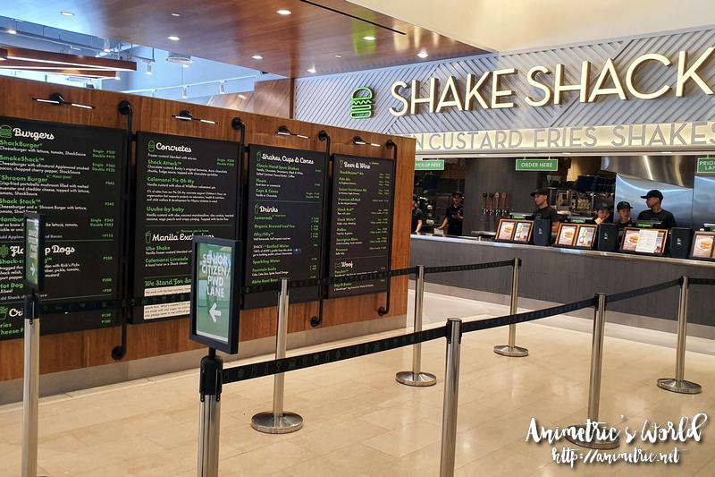 Shake Shack BGC
