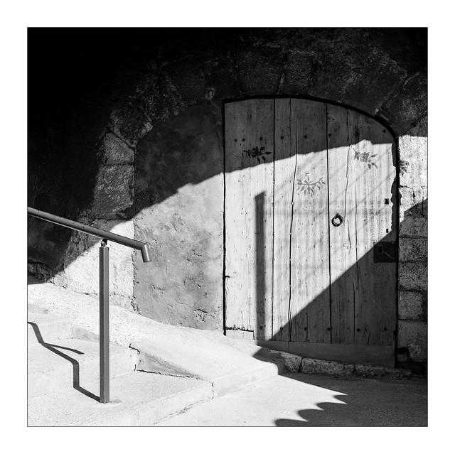 The Mystic Door