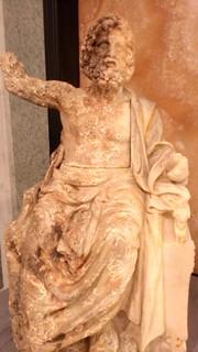 Enthroned Zeus, Getty Villa 5/15/2013