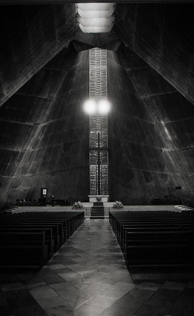 altar & apse