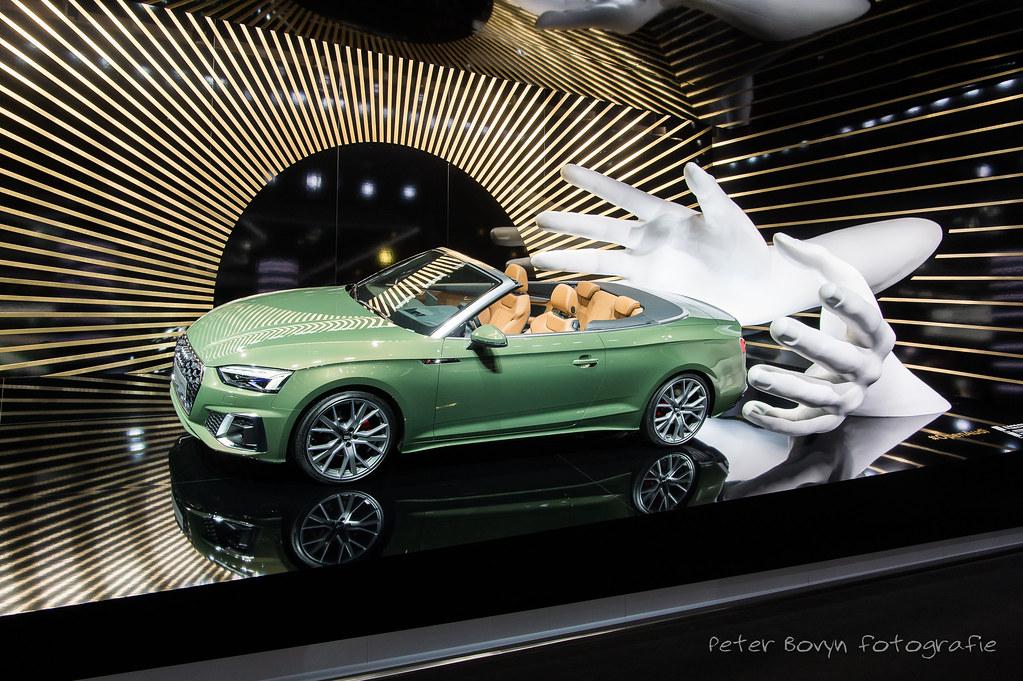 Audi A5 40 TDI Quattro Cabriolet