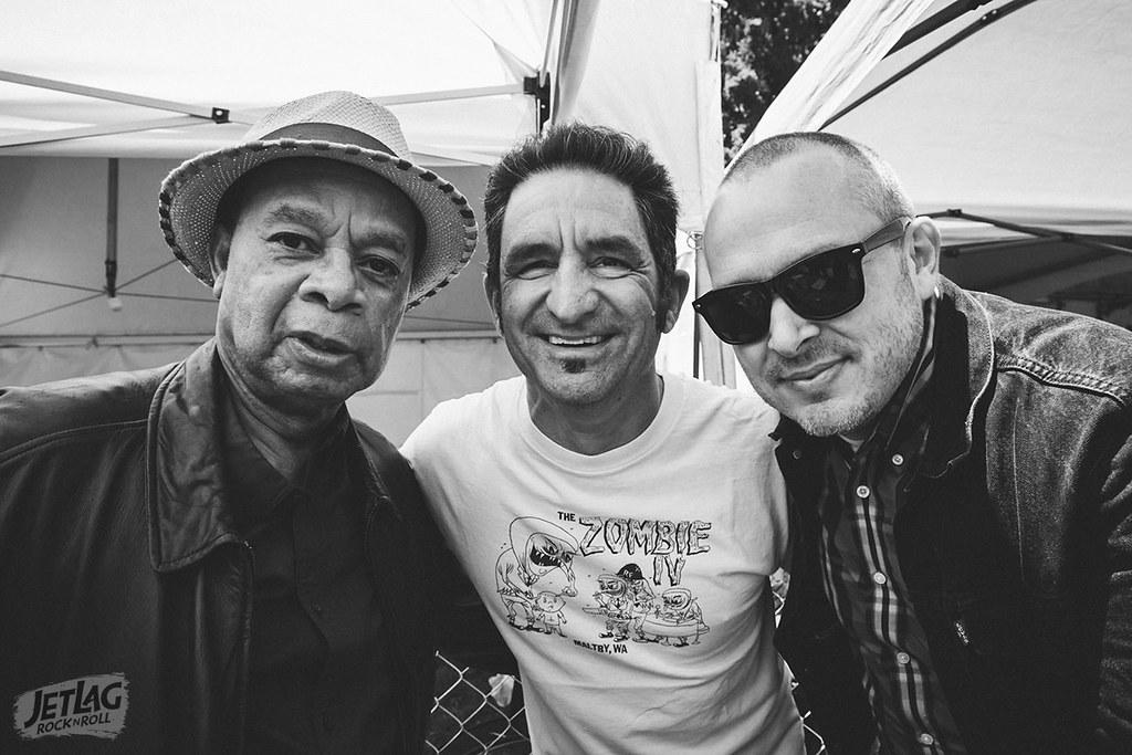 Derv, Mike & Paul