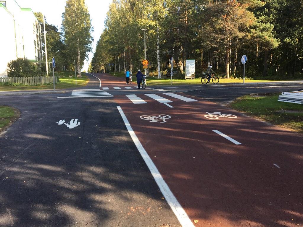 Oulu on pyöräilykaupunki, Baana