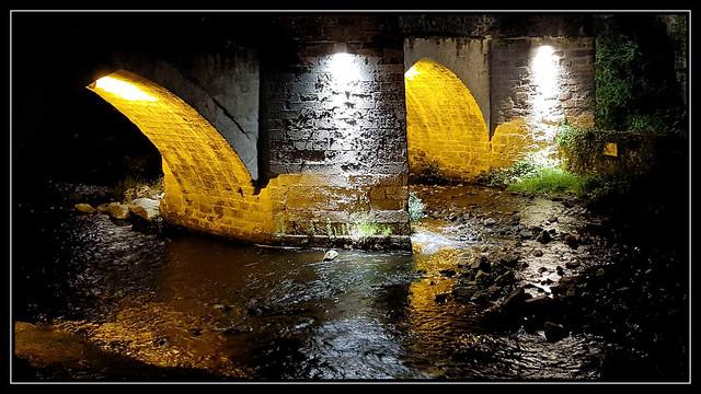 Illuminated Bridge