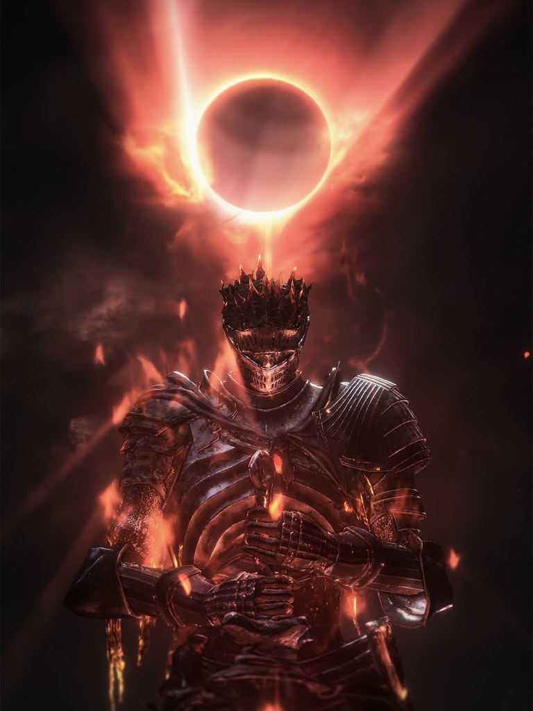 Soul Of Cinder Game Dark Souls Iii Tools Reshade 3 0 8 Flickr