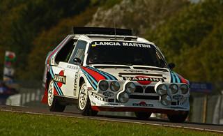 Lancia S4 at Rallyday