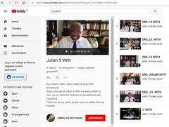 Julian S With 2019 on YouTube Afspeellijst Bondru FM