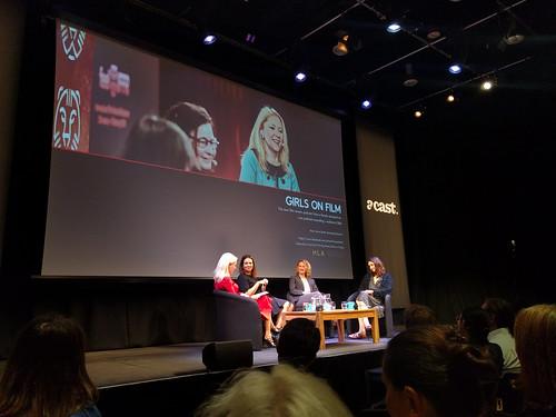 Girls On Film @ London Podcast Festival