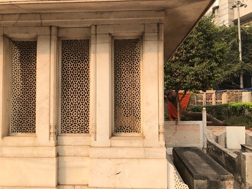 City Monument - Mrs Ghalib's Grave, Ghalib's Tomb