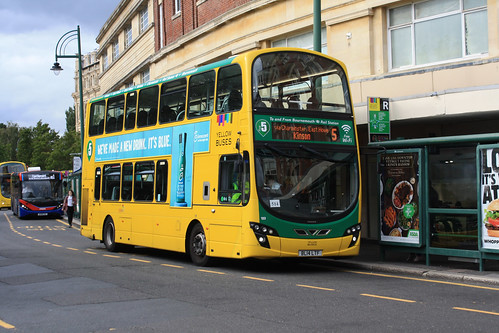 Yellow Buses 189 BL14LTF