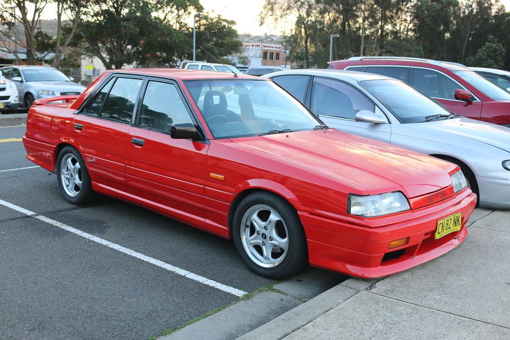 1989 Nissan Skyline R31 SVD Silhouette GTS-2