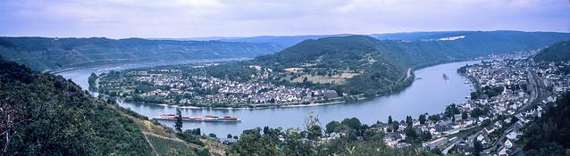 Rheinschleife bei Boppard