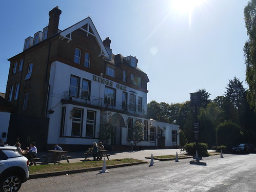 The Royal Oak, Epping Forest Conservation Area