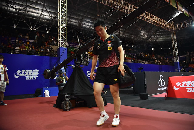Day 8 - 2019 ITTF-ATTU Asian Championships