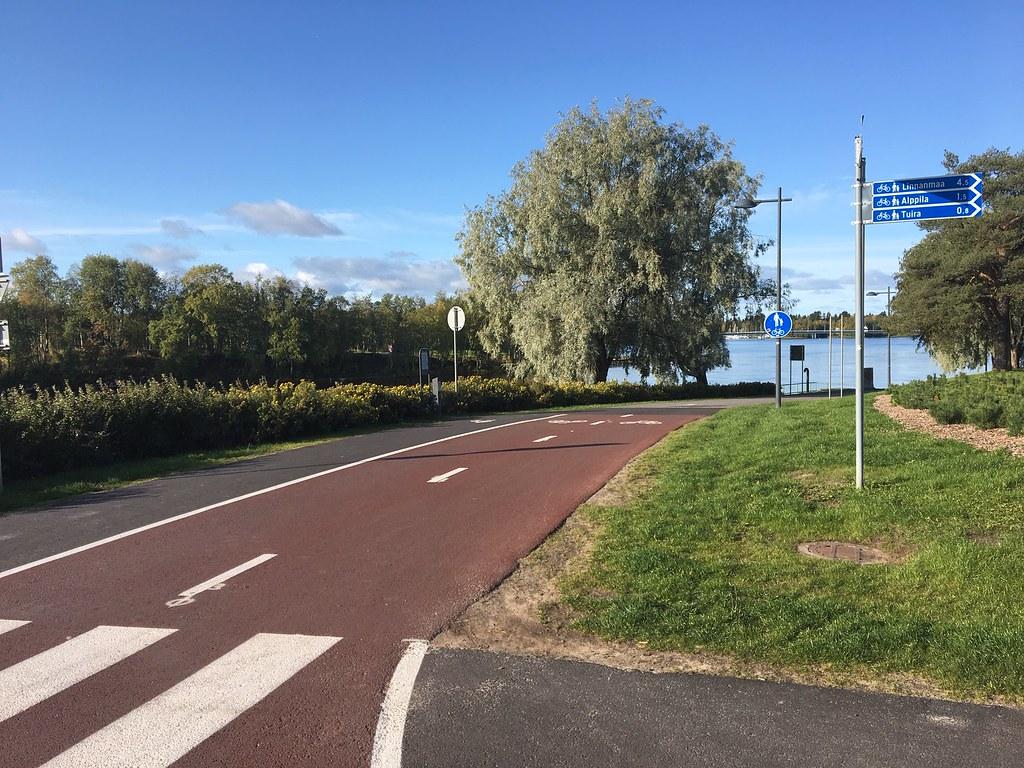 Oulu on pyöräilykaupunki, aana