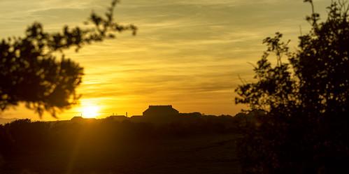 cochran sunset annan newbie silohuette