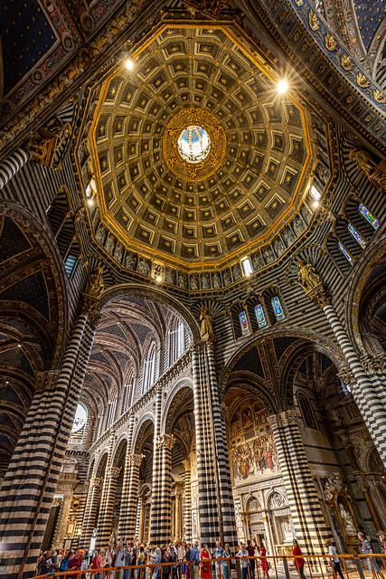 Duomo siena cupola 2